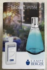 Gorgeous Lampe Berger Bucolique Limited Edition Sea Glass Oil Lamp Nib