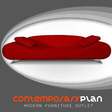 Red Contemporary Sofas for sale   eBay
