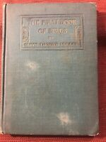 The First Book Of Birds By Olive Thorne Miller Published 1899