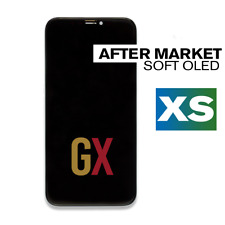 New for iPhone XS Soft OLED and Touch Screen (GX) Quality