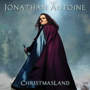 Jonathan Antoine - Christmasland [CD] Sent Sameday*