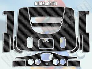 Choose 1 Vinyl Skin For Nintendo, Super Nintendo, Nintendo 64, Super Famicom