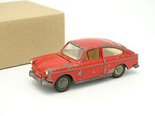 Dinky Toys England 1/43 - VW 1600 TL Red 163