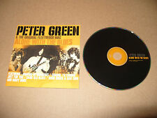 Peter Green Fleetwood Mac Alone With The Blues 16 track cd Ex Condition