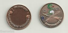 ARMY SNIPER SCHOOL COLOR BRONZE NEW CHALLENGE COIN