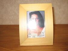 CORBEL *NEW* Cadre porte-photo bois naturel LxH photo=9x13cm