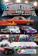Official Street Machine SUMMERNATS 25 DVD! Chrome Jubilee . V8's . Ford . Holden