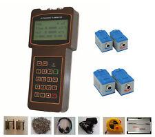 New TUF-2000H (DN15-700mm) Digital Handheld Ultrasonic Flow Meter Flowmeter