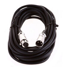 OSS Hot Wires Low-z Standard Mic Cable 20 ft On-Stage-Sound XLR-M to XLR-F NEW