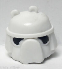 "ANGRY BIRDS STAR WARS - SNOWTROOPER PIG - Series 1 #2 - NEW ""OOP"""