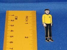 Star Trek Lieutenant Hikaru Sulu  Pin Badge STPIN305