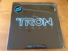 Daft Punk TRON Legacy Soundtrack 2x LP SEALED Vinyl Numbered/Limited Disney