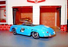 HOT WHEELS 1956 PORSCHE 356 SPEEDSTER LIMITED EDITION ROD 1/64 RACE CAR