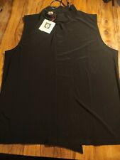 Anne Klein Women's Top Black  Size L