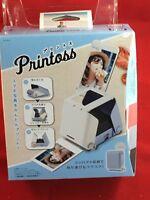 TAKARA TOMY Printoss SORA Printer for smartphone TPJ-03SO IMPORT OFFICIAL JAPAN