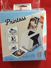 TAKARA TOMY Printoss SORA Printer for smartphone TPJ-03SO IMPORT OFFICIAL JAPAN