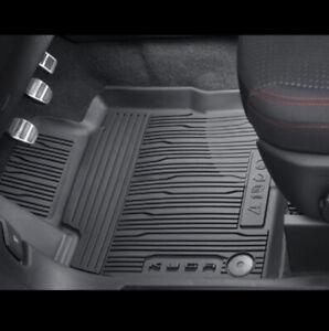 Original Ford Car Mats Set Rubber Mats Front all Weather Mats Kuga Mk 3 III New