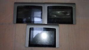 3x Extel Inneneinheit Monitor, Türsprechanlage Monitor, Rechnung V03524