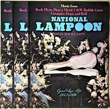 Good-Bye Pop 1952-1976 - National Lampoon - 1975 Aus Press - VG+ / NM Vinyl LP