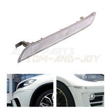 LH Left Clear White Side Marker Reflector For BMW X6 E71 E72 2007-2014