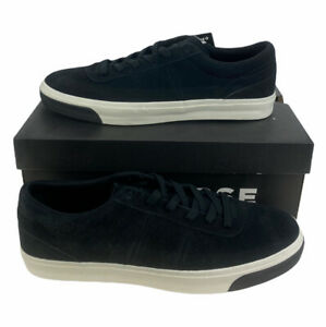 NEW Converse One Star CC Suede Black Egret White Mens Shoes Sneakers Size 12 NIB