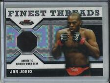 Jon Jones 2011 Finest UFC Authentic Fighter Worn Gear #076/188