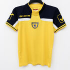 C04 Chievo Verona home football shirt men's XS jersey soccer Givova kit yellow