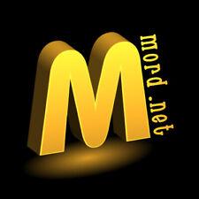 MORD.net - 4L 4-Letter LLLL Premium Domain Name - GoDaddy