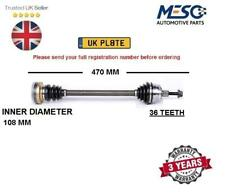 DRIVE SHAFT AXLE FITS FOR SEAT IBIZA 1.4 1.8 1.9 2002-2008 LEFT HAND SIDE