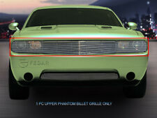 Polished Billet Grille Grill  For Dodge Challenger Phantom 2009-2014