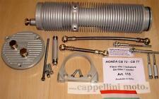 Honda CB72 CB77 Cappellini #115 oil cooler & filter, includes external oil lines