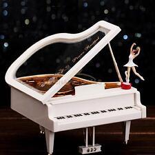 Rotary Classical Ballerina Girl Music Box Dancing Ballerina Musical Toy Gift New
