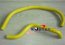 For SUZUKI Quadracer 250 LT250R 1985-1992 86 87 88 Silicone radiator hose YELLOW