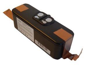 NI-MH 14.4V 3500mAh Batteria Aspirapolvere per Irobot Roomba 500 501 530 540 550