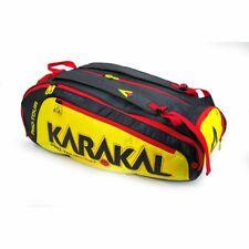KARAKAL PRO TOUR ELITE 12 RACKET HOLDALL / BAG BRAND NEW