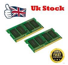 "8GB di memoria DDR3 di RAM (2x4GB) per MacBook Pro 13 ""ALUMINUM metà del 2009 e 2010"