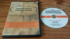 The Nazareth Manifesto (DVD, 2007) Baptist Center for Ethics Christian teaching