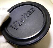 Vivitar 55mm 57mm ID Lens Front Cap Slip on type Plastic