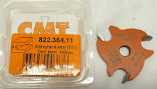 """CMT 822.364.1 Slot Cutter Blade W/O Arbor  6.4mm - 1/4"""" - NEW"""