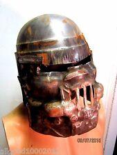 Sci fi helmet Prop..Mad Max, star wars 7,kylo ren like. film,