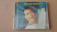 ALFREDO GUTIERREZ ROMANTICO ENVIDIA Salsa Rare CD
