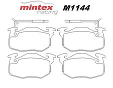 Mintex M1144 For Peugeot 205 1.4 GR/XT/XS/Lacoste 83>88 Front Race Brake Pads MD