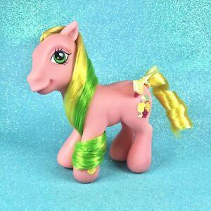 🍍My Little Pony G3 2005 Pineapple Paradise Neon Yellow Green Hair