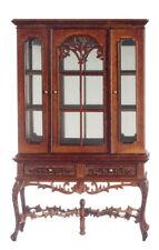 12th scale dolls house furniture P6506BARRINGTON DISPLAY CAB/WA