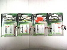 4 ENERGIZER RECHARGE CORDLESS PHONE BATTERY - 3,6V NIMH ERP110GRN - EW 106B