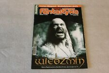 Fantastyka 11/2001 - MAGAZINE - Wiedźmin, Witcher, Waldemar Wahn,