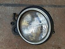 1983 YAMAHA XT550 OEM HEADLIGHT HEAD LIGHT ASSY + HOUSING XT 550 ENDURO