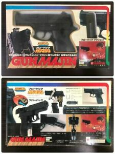 Combat Robo GunMajin Transformers S&W M469 Bandai 1983 Takara Diaclone Popy