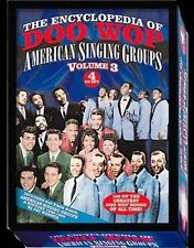 encyclopedia of doo wop Vol. 3 - 4 CD set-box
