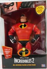 Incredibles 2 - Mr. Incredible Talking Action Figure, Christmas, Presents, Toys